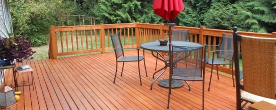 Decking Materials Beyond Basic Lumber