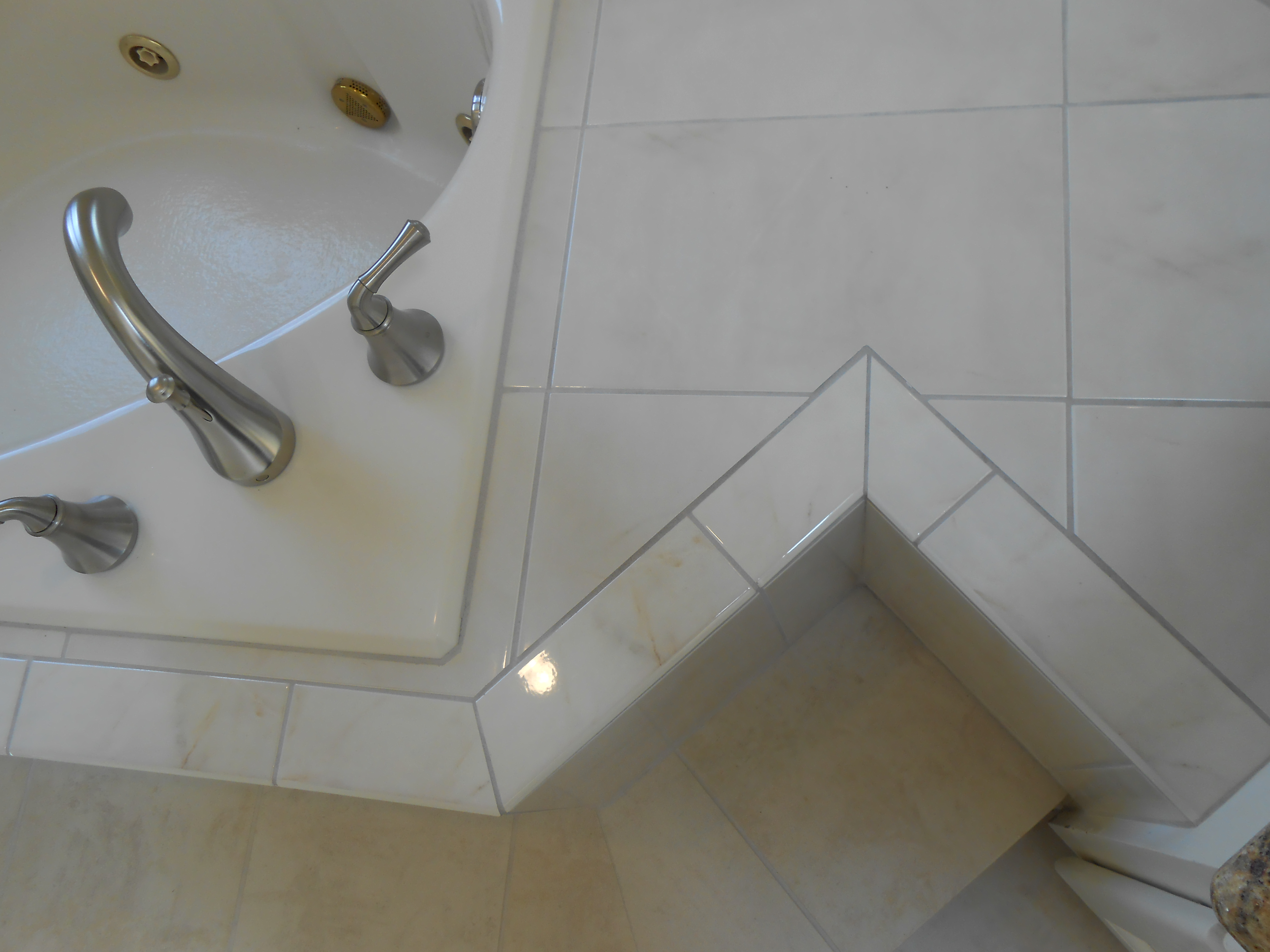 brushed nickel tub fixtures