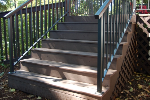 composite staircase