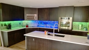 LED undercabinet lighting