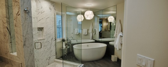 Latest Project- Sammamish Bath Remodels
